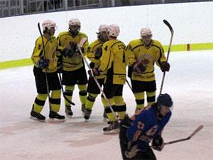 ХК «Зеленоград» стал чемпионом Москвы