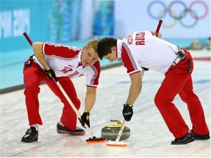 За олимпийскую сборную по керлингу выступают двое зеленоградцев