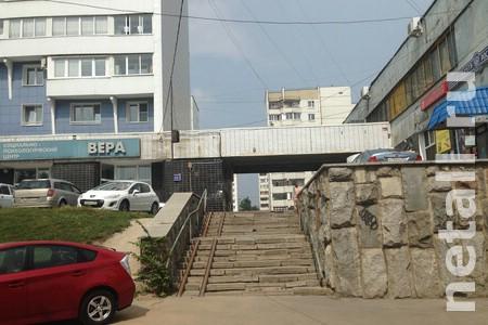 Лестницу у почты в 6-м микрорайоне закроют на ремонт на месяц
