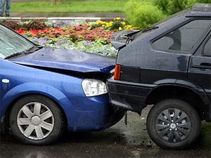 В двух авариях-«догонялках» пострадали два человека
