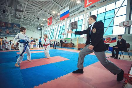 Команда «Зеленоградской федерации каратэ» заняла первое место на фестивале боевых искусств