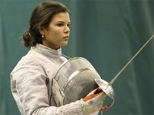 Зеленоградка выиграла этап Кубка мира по фехтованию