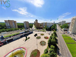 В Сети появился виртуальный аэротур по Зеленограду