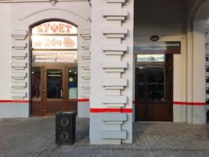 В здании вокзала на станции Крюково открылся зал ожидания