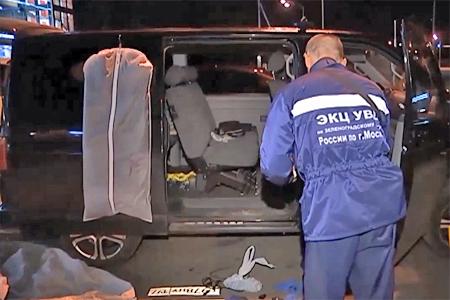 Банда угонщиков дорогих авто перебивала номера в Андреевке