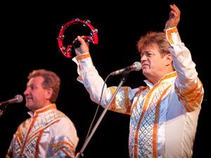 «Белорусские Песняры» в Зеленограде