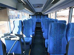 На 400-е маршруты выпустят туристические автобусы