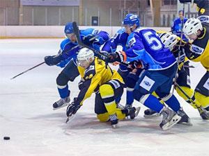 ХК «Зеленоград» дважды обыграл «Белгород» с общим счетом 10:4