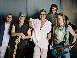 Deep Purple снова в Москве