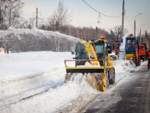 Новый снегоплавильный пункт не справляется с нагрузкой