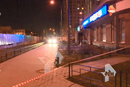 ВЗеленограде найден труп молодые люди согнестрельным ранением
