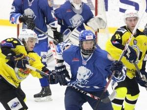 ХК «Зеленоград» закончил год двумя победами в Белоруссии
