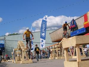 Турнир по велотриалу, open air «Мясо по-гавайски», «Этно-суббота», выставка обезьян, «Бестолочь»