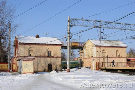 РЖД собирается снести башни 1851 года на станции Подсолнечная