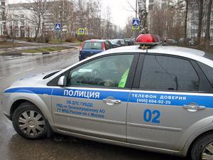 Автоинспекторы задержали нетрезвого угонщика