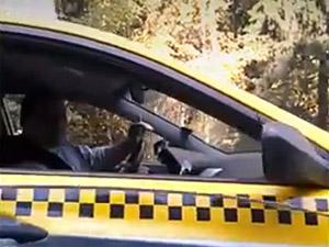 Таксист-«обочечник»