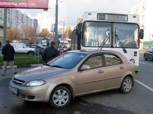 В ДТП у «Ольги» пострадала пассажирка автобуса
