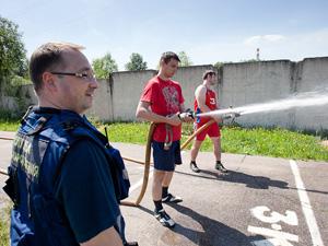 Уроки пожарного мастерства