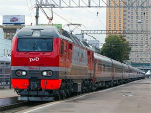 В Крюково на два дня остановится выставочный поезд РЖД