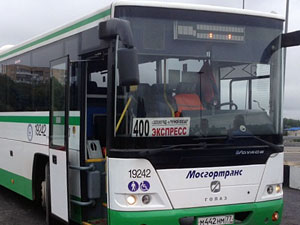 Пассажир 400-го автобуса серьезно пострадал в ДТП у «Березки»