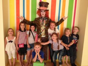 Детский летний лагерь от «Kinder Холл»