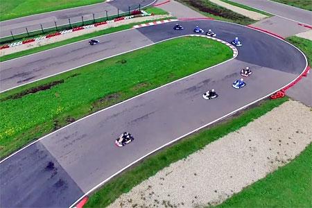 На треке в Назарьево пройдет Кубок Зеленограда по картингу