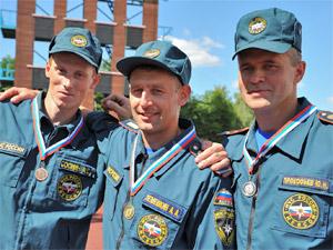 Огнеборец из Зеленограда стал вторым на конкурсе «Лучший пожарный Москвы»