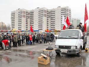 Оппозиция потребовала удешевления проезда до Москвы