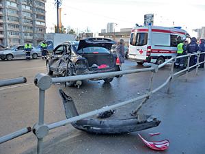 Смертность на дорогах Зеленограда в 2013 году снизилась вдвое