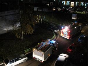 В 14-м микрорайоне сгорела брошенная машина