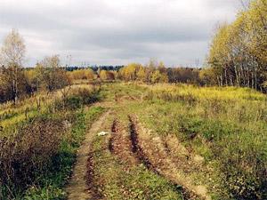 Весной на пустыре у деревни Каменки пройдет кросс «Спутник»