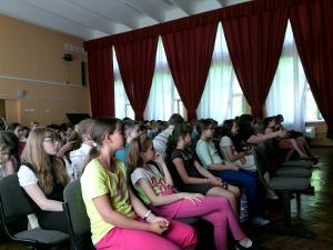 Сотрудники полиции провели в школах Зеленограда уроки безопасности