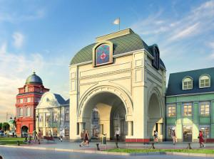 27 июня на Ленинградке откроется аутлет-центр