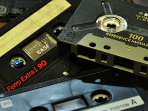 Конкурс «Отмотай назад кассету»