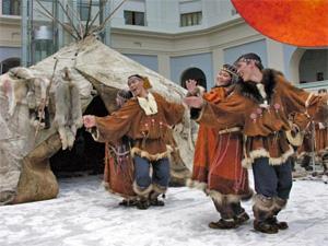 В «Раздолье» покажут чукотские танцы с бубнами