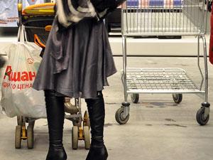 Рецидивист украл кошелек из детской коляски в супермаркете
