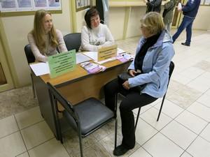 В зеленоградском Центре занятости населения прошел День открытых дверей