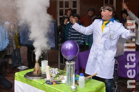 В субботу в Менделеево пройдет фестиваль увлекательной науки для детей