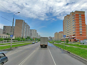 На улице Каменке водитель сбил пешехода и скрылся
