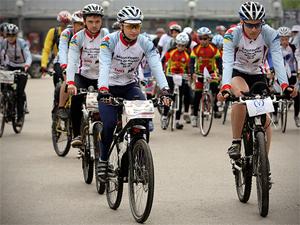 Вдоль железных дорог хотят прокладывать велодорожки
