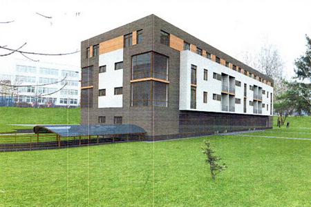 Группа жителей 16-го микрорайона выступила против строительства жилого дома у школы