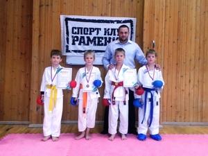 Воспитанники зеленоградской школы каратэ завоевали призовые места на московских соревнованиях