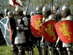 На майские праздники в клубе Vsedlo.ru пройдут рыцарские бои