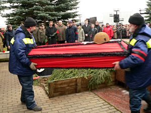 Останки красноармейца захоронят 1 июля