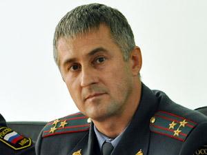 Глава УВД Зеленограда стал полицейским