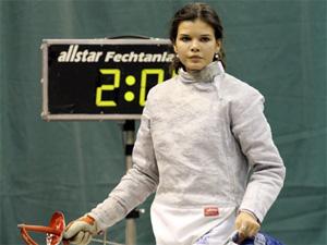 Зеленоградская саблистка завоевала «бронзу» на всероссийском турнире