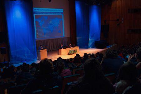 11 октября прошел первый в новом учебном году день открытых дверей МИЭТ
