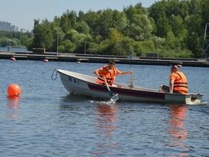 Зеленоградские спасатели заняли второе место в смотре-конкурсе на лучший общественный спасательный пост на водных объектах