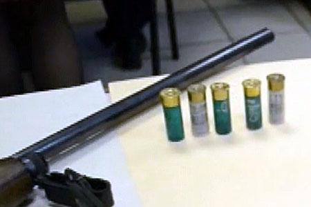 У жителя 4-го микрорайона нашли обрез с полусотней боевых патронов