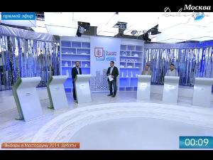 Половина зеленоградских кандидатов в Мосгордуму проигнорировала ТВ-дебаты